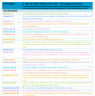 A Ton of Bible Verses; free printable list