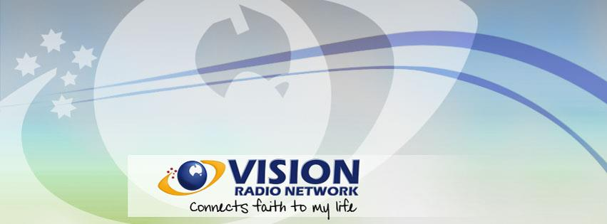 I love Vision (Christian) Radio - it's all about Jesus!