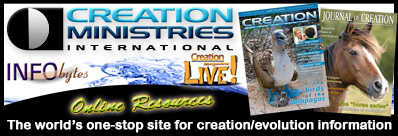 creation.com - for all those tricky questions about God and science