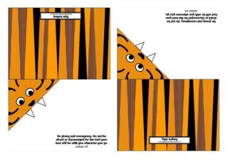 Tiger Notecards1 A4