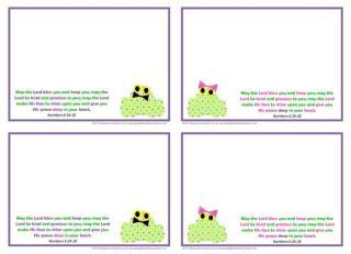 Frog Notepaper A4