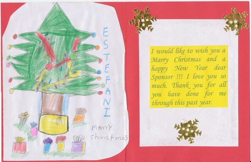 Christmas 2007 inside