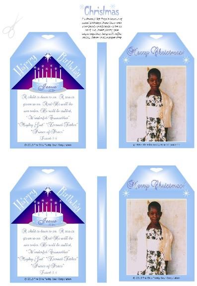 Christmas Photo Gift Tags-SAMPLE2