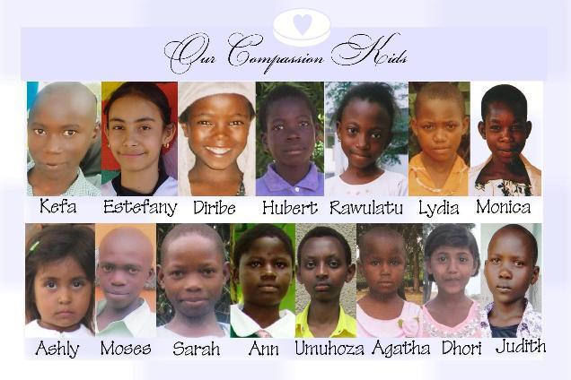 Compassion kids