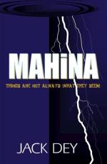 Mahina by Jack Dey - Christian Fiction Suspense ~ action, mystery, romance and intrigue set in beautiful tropical Australia's dangerous era of pearl diving, tentacles of deceit spread like a black blanket over these delightful and inspiring characters. A violent storm is brewing, that will leave human devastation in its path, rippling into the present day. What dangers lie just beyond the forming black clouds? Laugh, cry and get angry, but don't turn your back on the sky. Mahina will take you on a journey you won't forget. I loved it!
