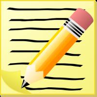 pencil-notepad