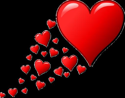 heart-trail