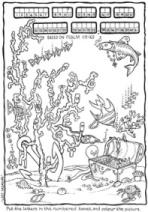Bible treasure free printable puzzle