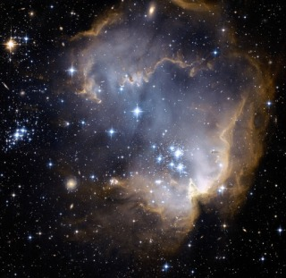 space-star-clusters
