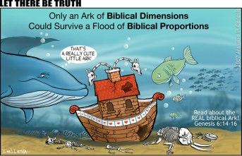 Noahs Ark cartoon