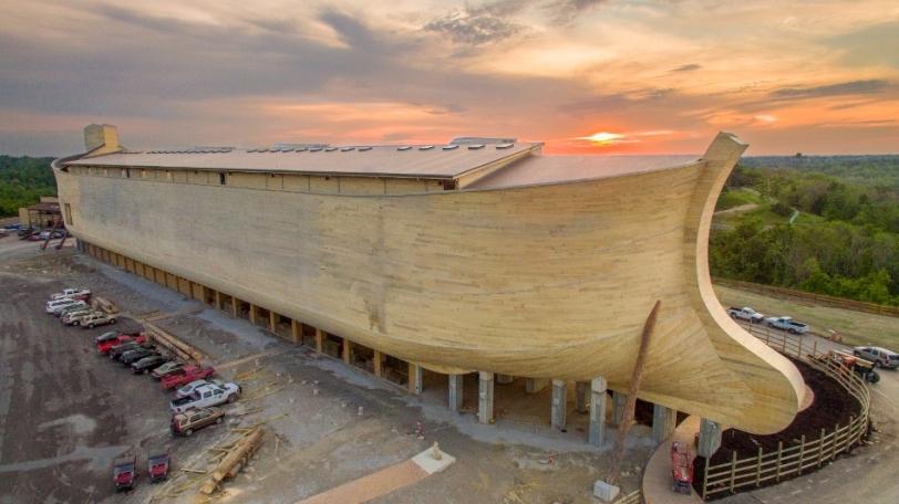 Ark Encounter_Noah's Ark Kentucky USA