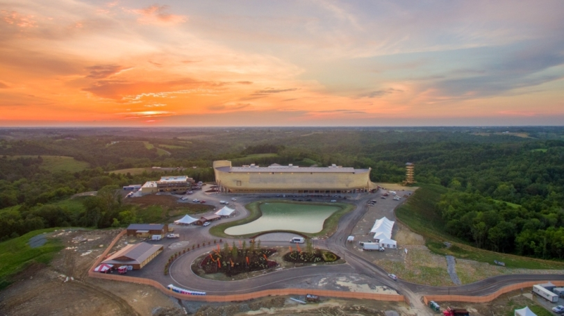 Ark Encounter_Noah's Ark Kentucky USA
