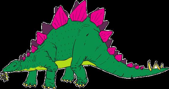 dinosaur-green-pink