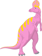 dinosaur-pink-yellow