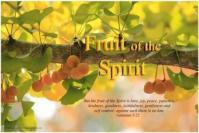 Galatians 5:22-23 Fruit of the Spirit Free Printable Bible Poster