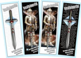 PGFE Armour of God free printables