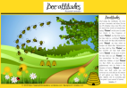 Beatitudes free printable poster and verse card with Bible verse for kids