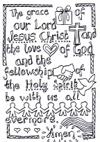 Scripture Doodle