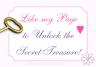 Secret Treasure ~ Paper Gifts for Estefany on Facebook