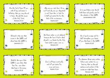 PGFE Wallet Cards - Bible Verses of Hope