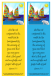 Happy Sail Boats FREE printable Bible Bookmark for kids 4x6