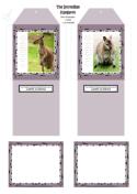 FREE Kangaroo Stationery, Envelope, Envelope Liner + Mini Envelopes with Bible verse Nehemiah 9:17