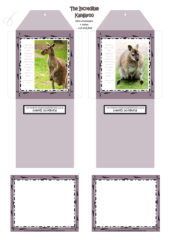 FREE Kangaroo Stationery, Envelope, Envelope Liner + Mini Envelopes with Bible verse Nehemiah 9:17