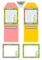FREE Ruth, Naomi and Boaz Mini Envelopes + Mini Note Cards with Bible verse from Ruth 1:16