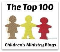 Paper Gifts for Estefany is 25 on the Top 100 Children's Ministry Blogs 2015! Wahoo! Thank you! SO excited! :)