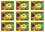 PGFE Creation Poem Wallet Cards