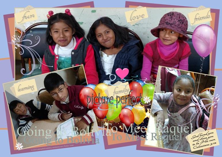 Raquel - A sponsor meets their sponsored child through Compassion International Bolivia