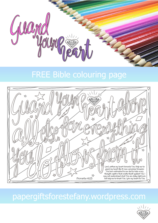 FREE Scripture Doodles 2 ~ Old Testament | Paper Gifts for