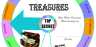 Bible Treasure Theme for kids; iDial craft activity; free printable
