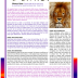 FREE Daniel in the Lions' Den article for kids; free printable