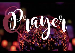 FREE Bible Poster; beautiful prayer of faith; free printable