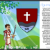 FREE Armour of God Bible poster for kids with Bible verses from Ephesians 6:10-18; free printable