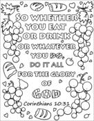 FREE Scripture doodle