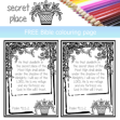 FREE Scripture Doodle Psalm 91:1-2; free printable